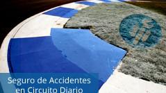 Seguro de Accidente en Circuito Diario