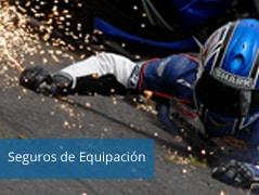 Seguro de Casco y Equipacion motera - Motopoliza.com