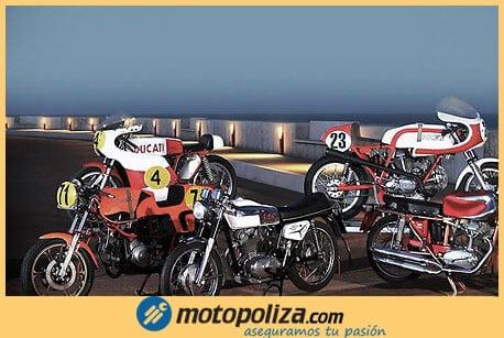 Seguro de moto clásica ¿Tienes varias motos clásicas? Tenemos descuentos para colecciones