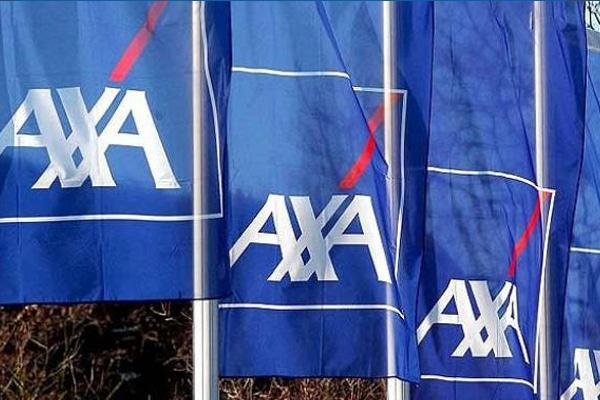 Banderas Axa