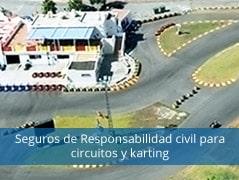 Seguros de responsabilidad civil para circuitos y karting motoopoliza.com