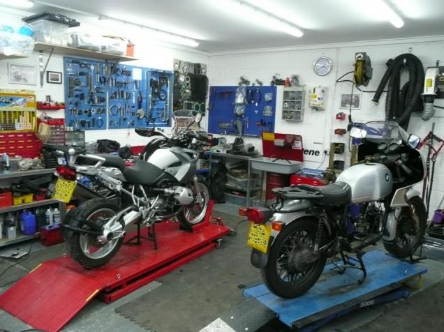 taller motos