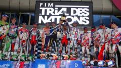 España triunfa en el Trial de las Naciones
