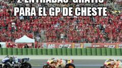 Entradas gratis para MotoGP