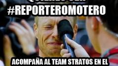 Reportero Motero Team Stratos 2