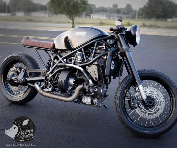 moto que funciona con beicon