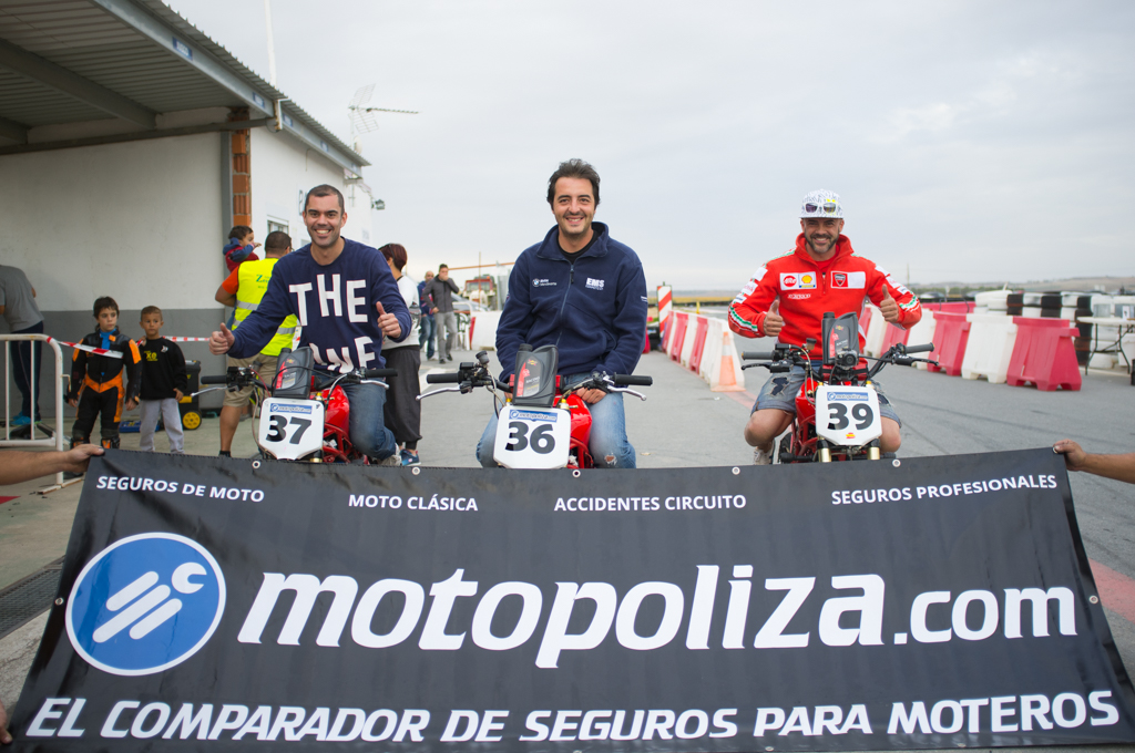 moto3 naked cup - ganadores