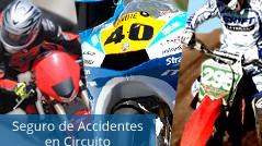 seguro de accidente en circuito