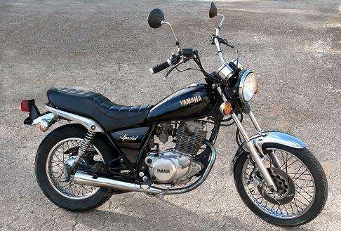 Chopper Yamaha SR 250