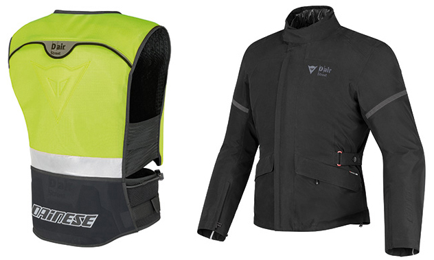 D-Air Street airbag para motos
