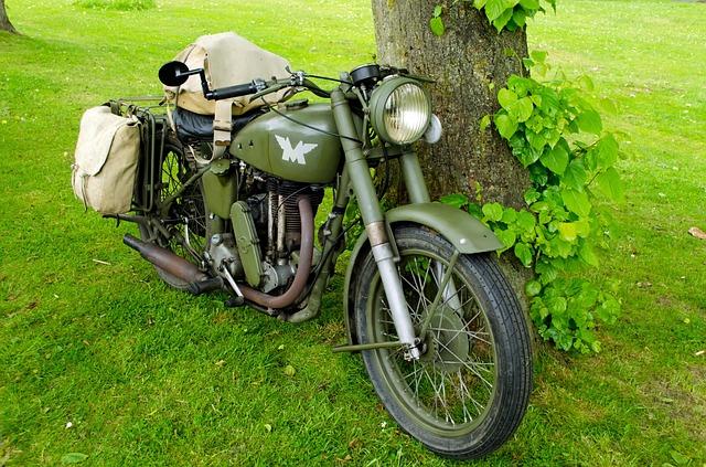 Definición de moto clásica
