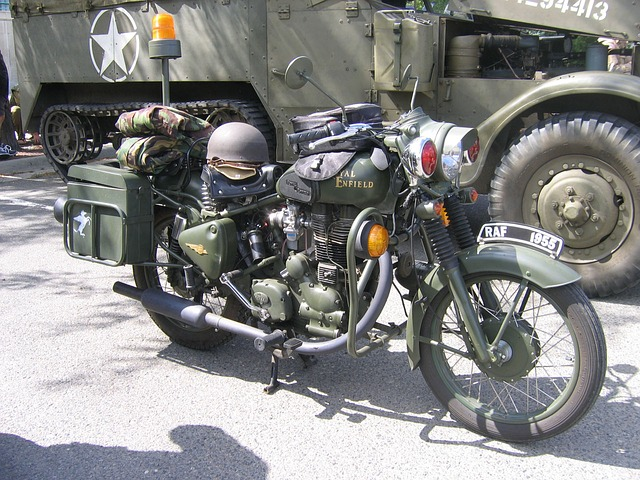 Cómo importar y matricular una moto clásica