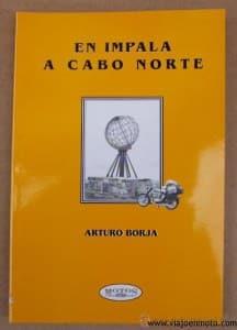 En Impala a Cabo Norte - Libros Moteros