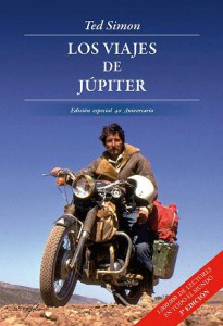 Los viajes de Jupiter - Libros moteros