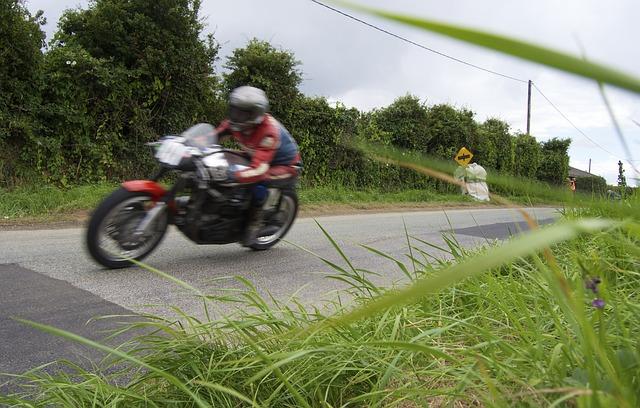 Lesiones mas habituales en moto