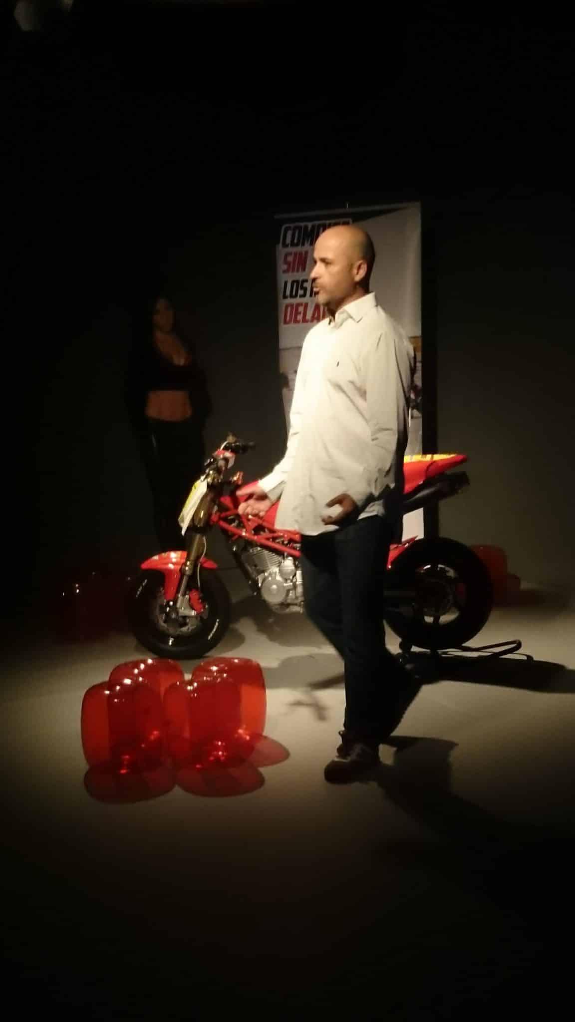 Iván Garrido, de Motopoliza.com