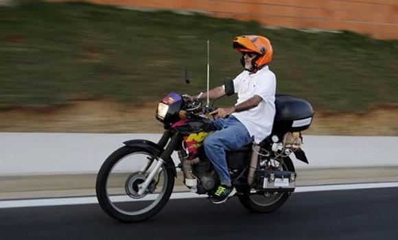 La moto que funciona con agua