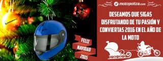 Feliz Navidad Motopoliza 2015