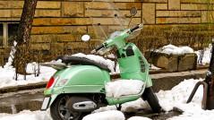 Accesorios para evitar el frío en la moto