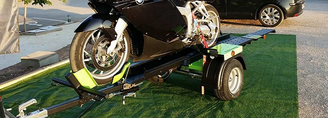 remolcar la moto littleway
