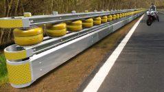 Rollin Barrier para motos
