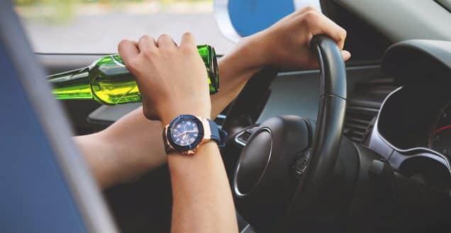 Nuevas sanciones por alcohol y drogas al volante