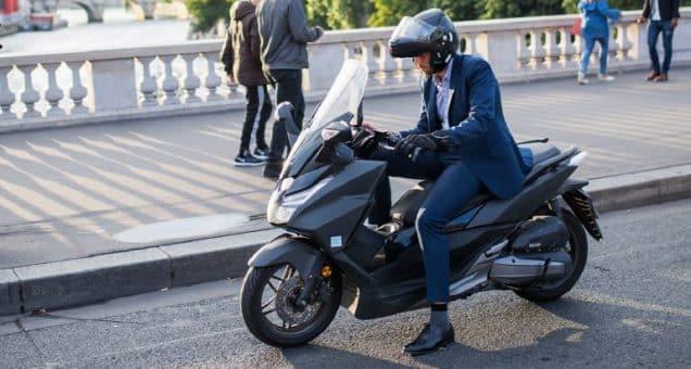 Las mejores motos para la ciudad