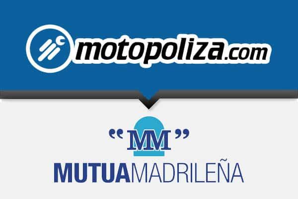 Seguros Muatua Madrileña con Motopoliza