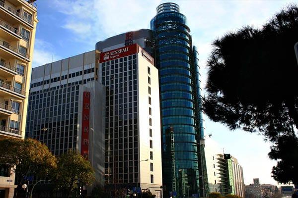 Edificio Generali Madrid
