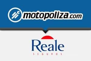 Seguros Reale con Motopoliza.com