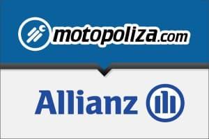 Seguros Allianz para moto. Seguro básico, seguro frente a robo, seguro pérdida total y Todo Riesgo.