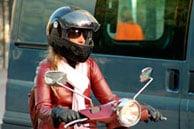 La moto es el vehículo perfecto para la ciudad
