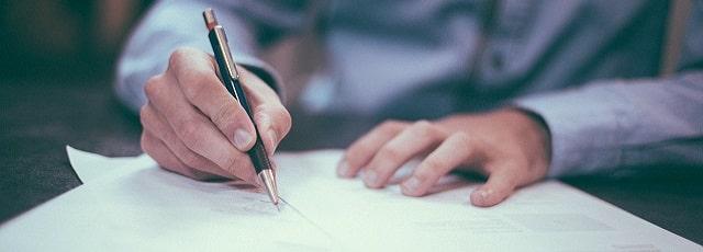 Carta de baja del seguro