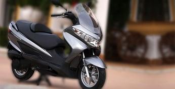 Asegurar una moto de 125