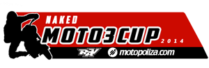 Moto 3 Naked Cup