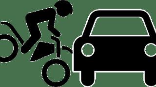 Siniestro de moto