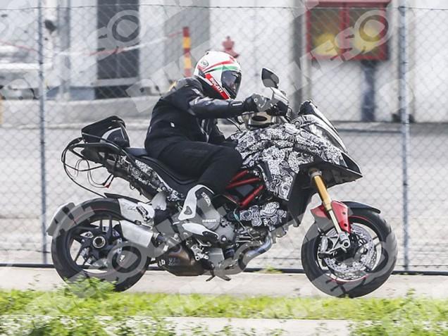 EICMA 2014: Ducati Multistrada 1200 2015