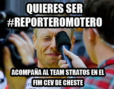 Reportero Motero Team Stratos 2