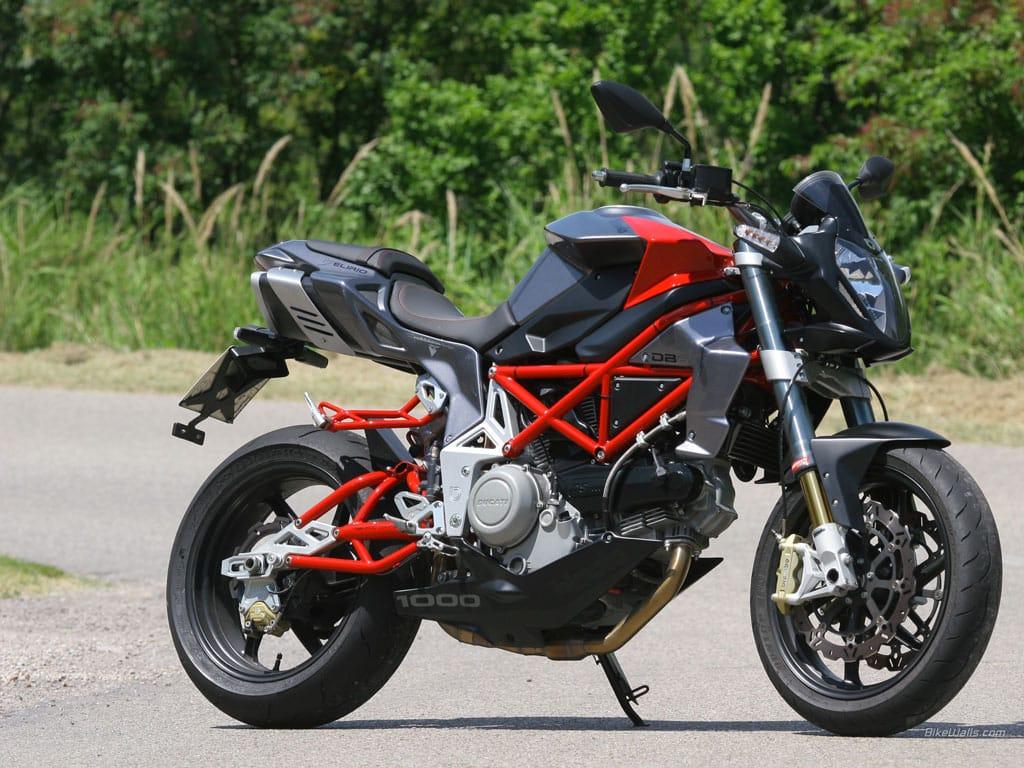 Naked Moto Bimota DB6 Delirio