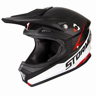 Casco de Motocross Stormer Force