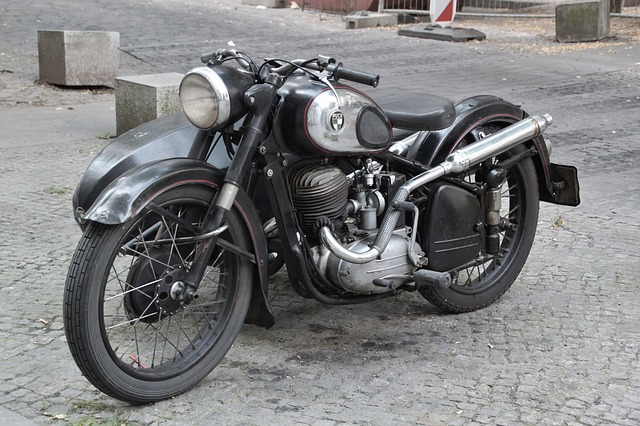 Cómo matricular tu moto clásica como vehículo histórico