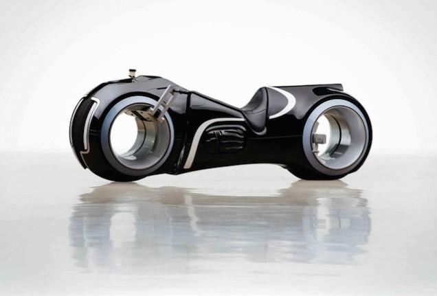 Moto Tron Legacy a Subasta