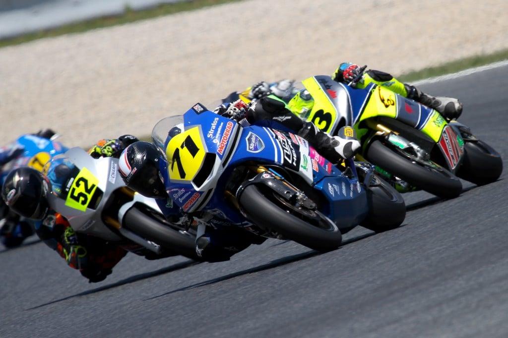 Team Stratos - FIM CEV Barcelona (7)