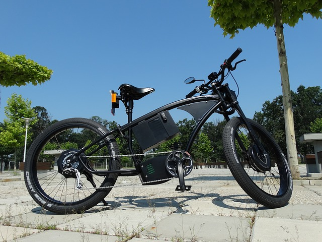 Bicicletas eléctricas seguros