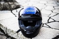 casco para el verano