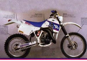 Gas Gas EnduroCross 250