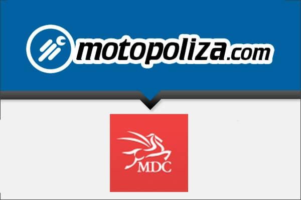 Seguros de MDC en motopoliza.com