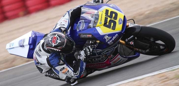 Team Stratos Moto2 Navarra