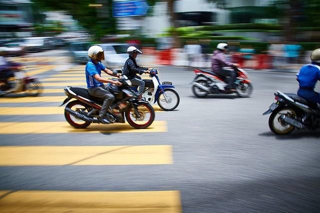 Número de carnet de motos expendidos en España en 2014