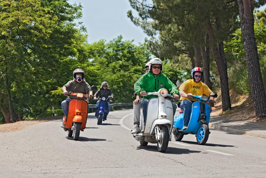 Limitación para llevar a pasajeros en ciclomotores